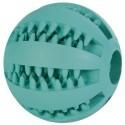 Trixie Piłka Dentafun Baseball Miętowa czyszcząca zęby 5cm