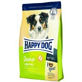 Happy Dog Junior Jagnięcina i Ryż 10kg