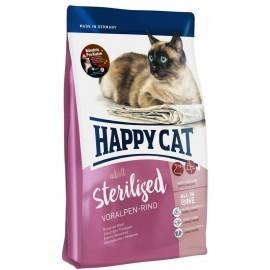 Happy Cat Supreme Sterilised Wołowina 10 kg