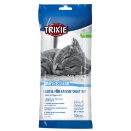 Worki do kuwety,Trixie XL: do 56 × 71 cm, 10 szt/op
