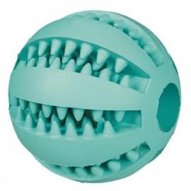 Trixie Piłka Dentafun Baseball Miętowa czyszcząca zęby 6cm