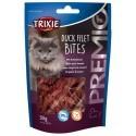 Trixie Snacki Premio Duck Filets Bites - filety z kaczki 50g [42716]