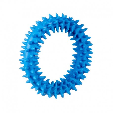 Barry King mały ring XS dla szczeniąt niebieski, 9.5 cm