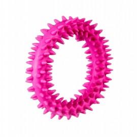 Barry King mały ring XS dla szczeniąt różowy, 9.5 cm