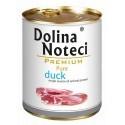 Dolina Noteci Premium Pies Pure Kaczka puszka 800g