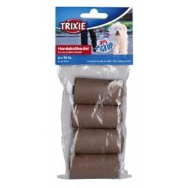 Trixie Worki na odchody biodegradowalne 4 rolki/10szt [23470]