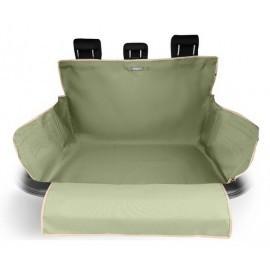 Kardiff Kardibag Protect Plus Mata do bagażnika z nakładką na zderzak L oliwkowa