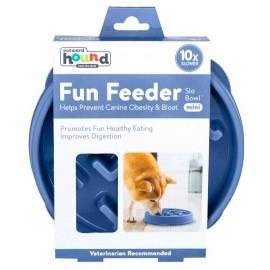 Outward Hound Fun Feeder Mini Miska niebieska [67830]