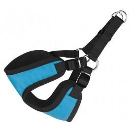 CHABA Szelki regulowane Comfort 3 niebieskie
