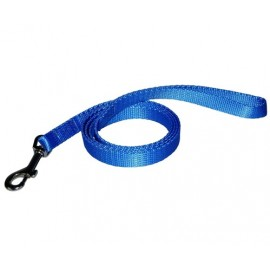 CHABA Smycz taśma - 20mm niebieska