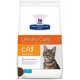 Hill's Prescription Diet c/d Feline z Rybami Morskimi 5kg