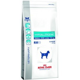 Royal Canin Veterinary Diet Canine Hypoallergenic Small 1kg