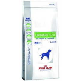 Royal Canin Veterinary Diet Canine Urinary S/O Moderate Calorie 12kg