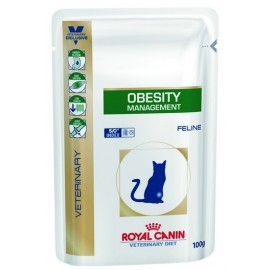 Royal Canin Veterinary Diet Feline Obesity saszetka 100g