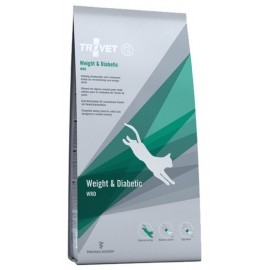Trovet WRD Weight & Diabetic dla kota 500g