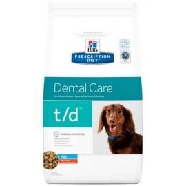 Hill's Prescription Diet t/d Mini Canine 3kg