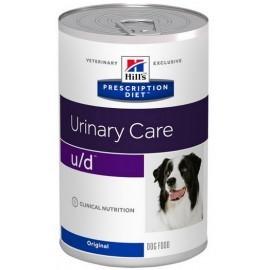 Hill's Prescription Diet u/d Canine puszka 370g