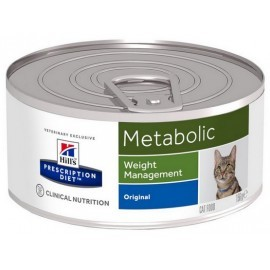 Hill's Prescription Diet Metabolic Feline puszka 156g