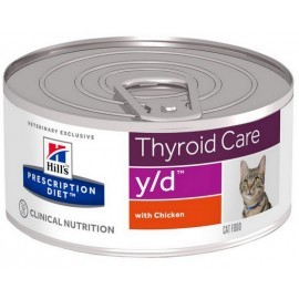 Hill's Prescription Diet y/d Feline puszka 156g