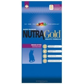 Nutra Gold Holistic Indoor Kitten Cat 3kg