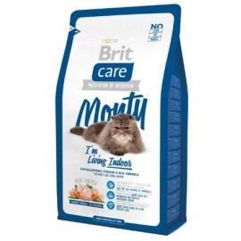 Brit Care Cat New Monty I'm Living Indoor Chicken & Rice 2kg