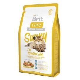 Brit Care Cat New Sunny I've Beautiful Hair Salmon & Rice 2kg