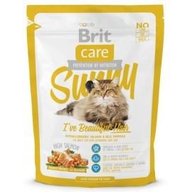 Brit Care Cat New Sunny I've Beautiful Hair Salmon & Rice 400g