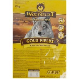 Wolfsblut Dog Gold Fields wielbłąd i bataty 15kg