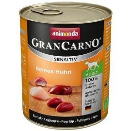 Animonda GranCarno Sensitiv Kurczak puszka 800g