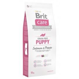Brit Care Grain Free Puppy Salmon & Potato 12kg
