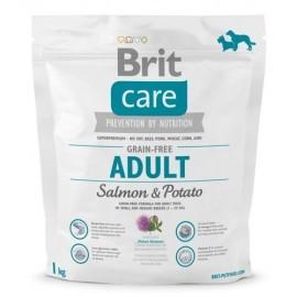 Brit Care Grain Free Adult Salmon & Potato 1kg