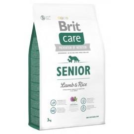 Brit Care New Senior Lamb & Rice 3kg
