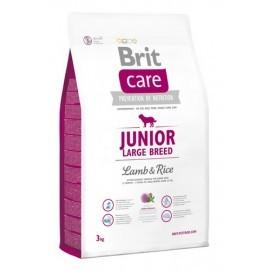 Brit Care New Junior Large Breed Lamb & Rice 3kg