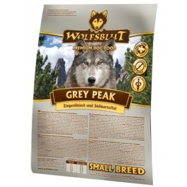 Wolfsblut Dog Grey Peak Small - koza i bataty 2kg