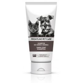 Frontline Pet Care Szampon do sierści ciemnej dla psa i kota 200ml