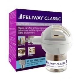 Feliway Classic - kocie feromony Zestaw Startowy (Dyfuzor+wkład)
