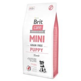 Brit Care Grain Free Mini Puppy Lamb 400g
