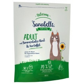 Sanabelle Adult Wołowina simmentalska + Ziemniaki 400g