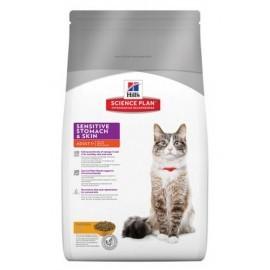 Hill's Feline Adult Sensitive Stomach & Skin 400g