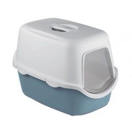Stefanplast Toaleta Cathy z filtrem szara [98647]