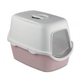Stefanplast Toaleta Cathy z filtrem pudrowy róż [98646]