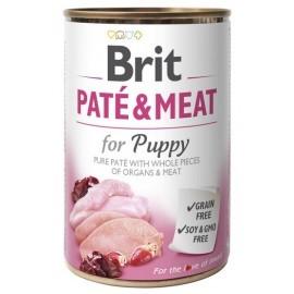 Brit Pate & Meat Dog Puppy puszka 400g