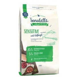 Sanabelle Adult Sensitive z drobiem 400g