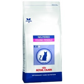 Royal Canin Veterinary Diet Neutered Young Female SW37 1,5kg