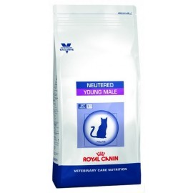 Royal Canin Veterinary Care Nutrition Neutered Young Male 3,5kg