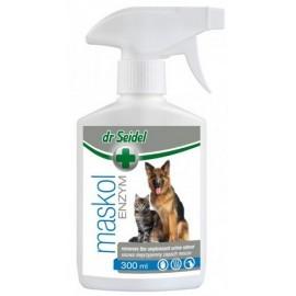 Dr Seidel Maskol Enzym - Płyn maskujący zapach moczu zwierząt - spray 300ml