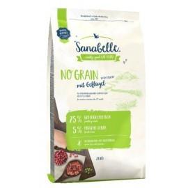 Sanabelle Adult No Grain Geflugel - bezzbożowa z drobiem 2kg