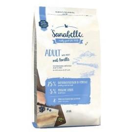 Sanabelle Adult z pstrągiem 10kg