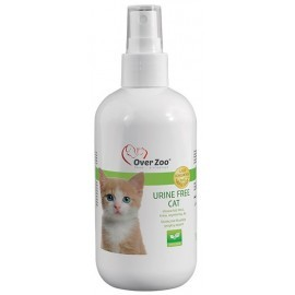 Over Zoo Urine Free Cat 250ml
