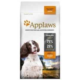 Applaws Adult Dog Small & Medium Breed Kurczak 2kg